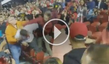 Extended Version of Fans Fighting During 49ers-Cardinals Game (Video)