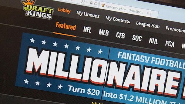 DraftKings and FanDuel Reportedly Broke