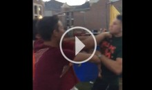Miami And FSU Fans Get In Wild Brawl Before Game (Video)