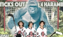 San Diego State Hockey Team Will Honor 'Harambe' During Home Game Friday