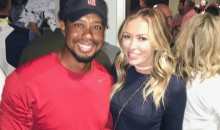 Instagram Photo of Tiger Woods and Paulina Gretzky Has All the Commenters Thinking the Exact Same Thing (Pic)