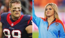 J.J. Watt Is Dating Soccer Player Kealia Ohai, Who You'll Be Shocked to Learn Is Very Attractive (Pics)