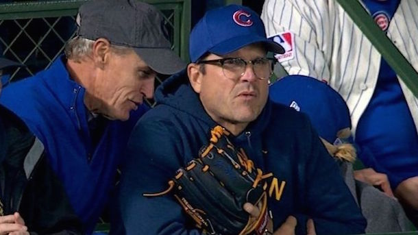 jim-harbaugh-glove-world-series-wrigley-field