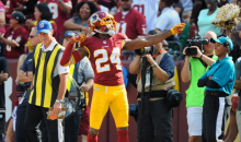 Josh Norman Blasts NFL For Trying To Make 'Barbaric Sport' PG-Rated All While Selling Beer
