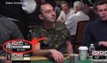 Obnoxious Poker Player Trash Talks Opponent Into Folding Winning Hand (Video)