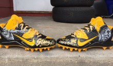Steelers WR Antonio Brown Will Wear Muhammad Ali Cleats on Sunday