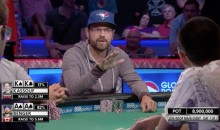 Poker Player Takes Down His 'Abusive' Opponent with Sweet, Sweet Karma (Video)