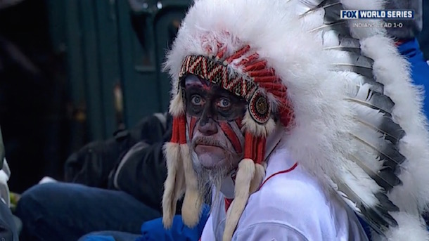sad-indians-fan-racist-indians-costume
