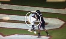 South Carolina DB Gets Ejected For Throwing Multiple Punches At Tennessee WR (Video)