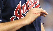Cleveland Pitcher Trevor Bauer Leaves Game 3 with Blood Gushing from His Injured Finger (Video + Pic)