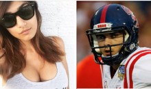 Porn Star Mia Khalifa Adds to Chad Kelly's Rough Day By Trolling Him After Loss