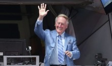 Listen to Broadcasting Legend Vin Scully Call His Final and Sign Off for the Last Time (Video)