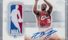 LeBron James Rookie Card Sells For $318K