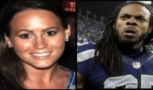 Dan Carpenter's Wife Threatens to Castrate Richard Sherman; Calls Him an Animal For Hurting Husband (PIC)