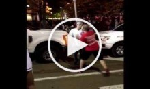 Salty Cleveland Indians Fan Knocks Out Cubs Fan With One Punch (Video)