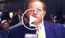 ESPN's Chris Berman Appeared To Be Drunk On SportsCenter After Cubs Win (Video)