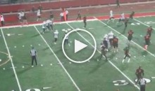 Here's the Most Ridiculous Football TD Ever…Called Back Because a Penalty (Video)