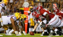 LSU-Alabama Game Predicts Hillary Clinton Will Beat Donald Trump, Apparently