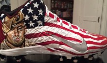 Antonio Brown Pays Tribute to Pat Tillman With New Custom Cleats