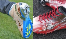 NFL players Honor Troops With Awesome Customized Cleats (PICS)
