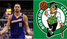 Report: Boston Celtics Trying to Trade for Klay Thompson