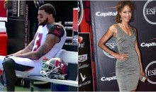 ESPN's Sage Steele Calls Out Mike Evans For Disrespecting Military by Sitting During Anthem