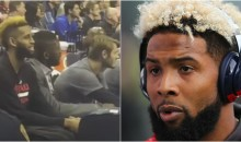 Memphis Fan Trolls Allen Crabbe For Having Odell Beckham Jr.'s Hairstyle (Video)