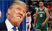 Jabari Parker: Trump's Win Normalized 'Openly & Violently Racist' Acts, He Endorses Hate
