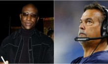 Los Angeles Rams Ban Eric Dickerson From Sideline Cause He Said The Team Sucks (Audio)