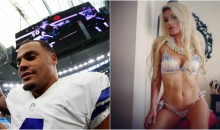 Dak Prescott's Playboy Model GF Calls Him Out For Being Fake Humble; Claims She Was Hacked