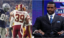 Michael Irvin Throws Shots At Josh Norman After His War of Words With Dez Bryant (Video)
