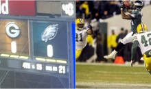 Eagles Troll Packers With '4th-and-26′ Reference From 2003-04 Playoffs