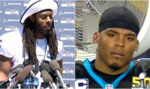 Richard Sherman Rips Newton For Bad Karma: 'Looks Like They Won't Be in The Playoffs'