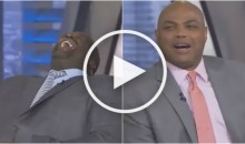 Charles Barkley & Inside The NBA Crew Mock & Laugh at ESPN (Video)