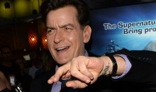 Charlie Sheen Trolls Indians After They Didn't Let Him Throw First Pitch (Tweet)