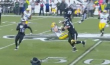 Clay Matthews Calls Blindside Hit From Eagles OL a 'Cheap Shot', But Says He 'Ate It'