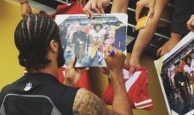 Fans Are Asking Colin Kaepernick to Sign Photos of Him Kneeling During The Anthem