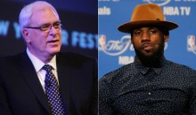 LeBron Says He Lost All Respect For Phil Jackson After His 'Posse' Comments