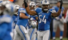 Lions LB DeAndre Levy Says Breaking Joe Paterno's Leg in College Was His 'Proudest Moment'