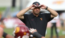 Steve Sarkisian Finalizes Divorce; Wife Gets No Spousal or Child Support & None of USC Lawsuit Money