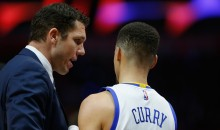 Former Warriors Coach Luke Walton on Game 7: 'How's That Feel, Cleveland?'