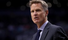 Steve Kerr on Trump: '..Disgusted & Disappointed; Routinely Used Racist & Insulting Words' (Video)