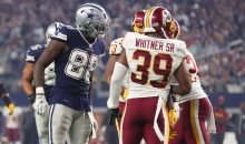 Dez Bryant Goes OFF On Josh Norman On Twitter Saying He'll Whoop His Ass