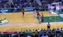 J.R. Smith Was Too Busy Hugging Jason Terry to Play Defense, and His Excuse Is Classic (Video)