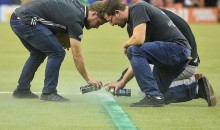 MLS Playoff Game Delayed 40 Minutes While Grounds Crew Repaints Penalty Areas (Video + Tweet)