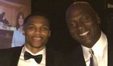 Michael Jordan Presents Russell Westbrook at Induction to Oklahoma Hall of Fame (Video)