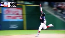 Santa Maria! Matt Vasgersian's Call on Rajai Davis' Game-Tying Homer was EPIC (Video)