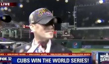 Theo Epstein Drops a Big Ole' F-Bomb During Post-World Series Interview (Video)