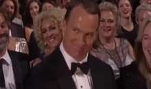 Peyton Manning Sings 'Nationwide' Theme at CMA Awards (Video)