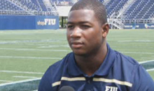 FIU TE Will Miss Remainder of Season After Pregnant GF Threw Boiling Water on Him
